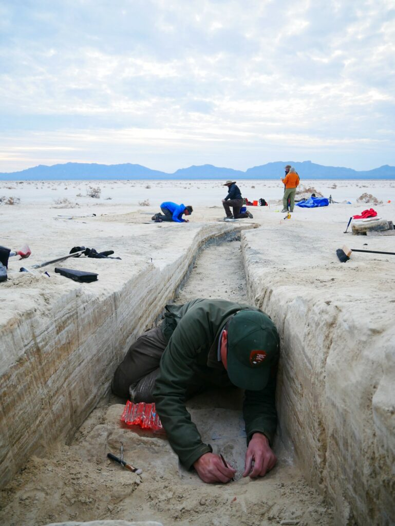 1633754533 536 Ancient footprint autopsy Did humans enter the Americas sooner than Ancient footprint autopsy: Did humans enter the Americas sooner than previously thought? 6