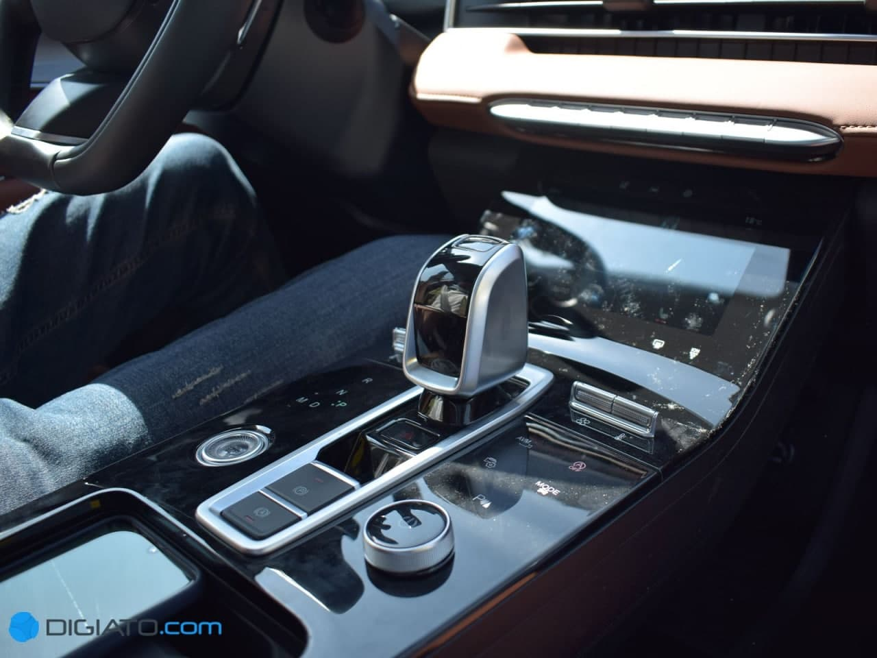1633971960 937 Chery Tigo 8 Pro officially introduced The most luxurious and Chery Tigo 8 Pro officially introduced; The most luxurious and expensive single-differential chassis on the market 8